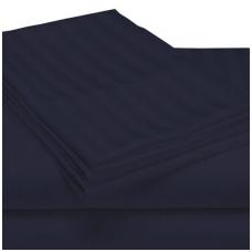 """Juostuota satino paklodė su guma """"Mėlynos juostos"""""""