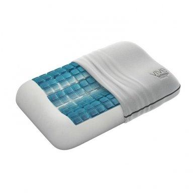ANATOMIC Technogel ortopedinė pagalvė 66x42x9cm 3