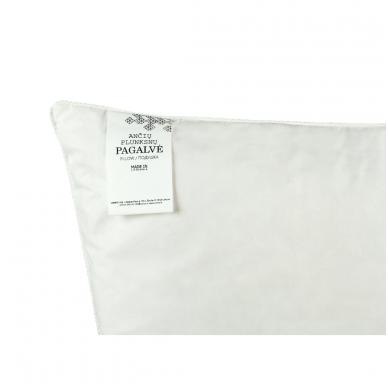 Ančių plunksnų pagalvė, 60x60 cm 3