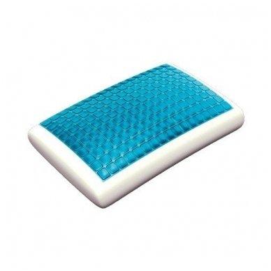 DELUXE Technogel ortopedinė pagalvė 66x40x14cm