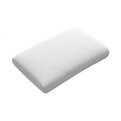 DELUXE Technogel ortopedinė pagalvė 66x40x11cm 4