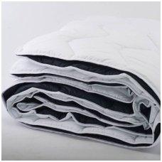 4 metų laikų antklodė susegta spaudėmis, 200x200 cm