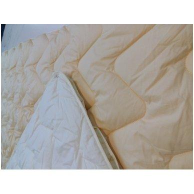 4 metų laikų antklodė susegta spaudėmis, 140x200 cm 9
