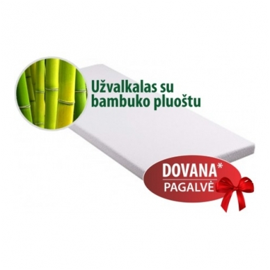 Aloe Vera čiužinukas - 5 cm storio 2