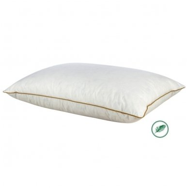 Ančių plunksnų/pūkų pagalvė, 50x70 cm
