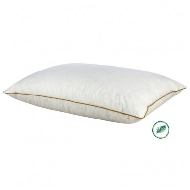 Ančių plunksnų/pūkų pagalvė, 60x60 cm