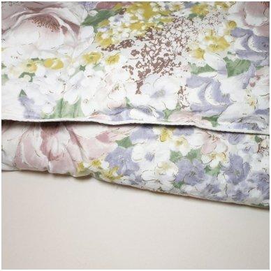 Ančių pūkų ir plunksnų antklodė (90% pūkai-10% plunksnos), 200x220 cm 5