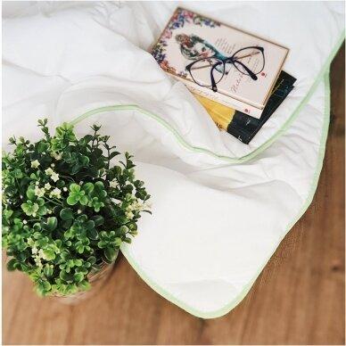 Antialerginė antklodė ALOE VERA (200x220 cm) + Pagalvė ALOE VERA (70x70 cm) 3