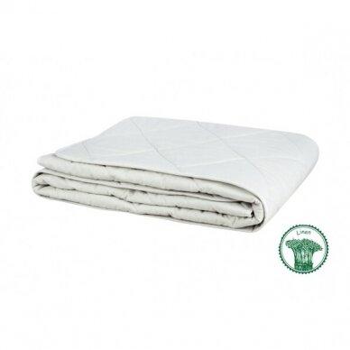 """Lininė antklodė """"Linas"""", 140x200 cm 3"""