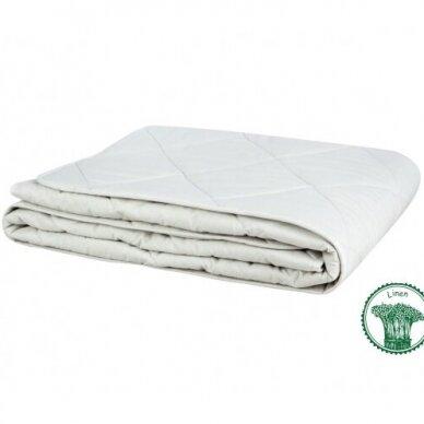 """Lininė antklodė """"Linas"""", 200x220 cm 3"""