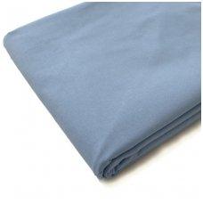 """Drobės paklodė su guma """"Mėlynoji lagūna"""""""