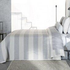 "Dvipusė lovatiesė ""Daison"", 250x270 cm (pilka)"