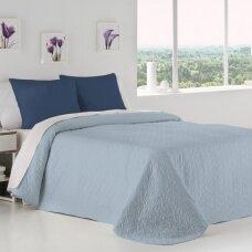 """Dvipusė lovatiesė """"Azul Palermo"""", 250x270 cm (su pagalvių užvalkaliukais)"""