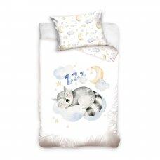 """Dvipusis patalynės komplektas """"Sweet Dreams"""", 100x135 cm"""
