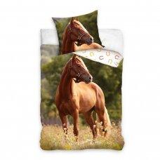 "Dvipusis patalynės komplektas ""Wild Horse"", 140x200 cm"