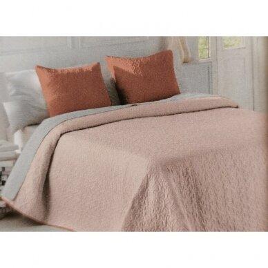 """Dvipusė lovatiesė """"Caldera Palermo"""", 250x270 cm (su pagalvių užvalkaliukais) 4"""