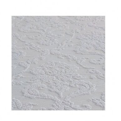 "Lovatiesė ""Magia blanco"", 250x270 cm (balta) 2"