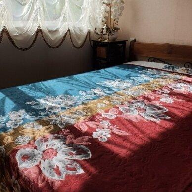 "Dvipusė lovatiesė ""Elvyra"", 240x260 cm 4"