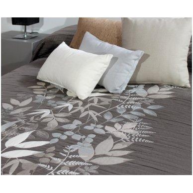 """Dvipusis lovos užtiesalas """"Taba"""", 250x270 cm (kapučino) 2"""