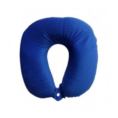 Kelioninė Antialerginė kaklo pagalvė (melsva) 2