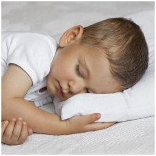 Kraitelis kūdikiui – kokią patalynę geriausia rinktis?