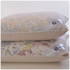 Kuo skiriasi ančių ir žąsų pūkų-plunksnų pagalvės?