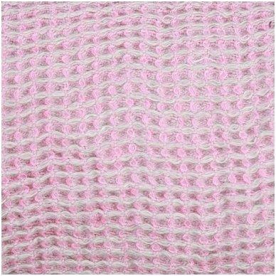 """Lininis paplūdimio paklotas """"Rose"""", 140x200 cm 4"""