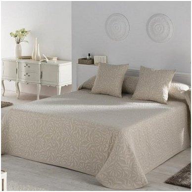 "Lovatiesė ""Cozy"" (smėlio), 250x270 cm"