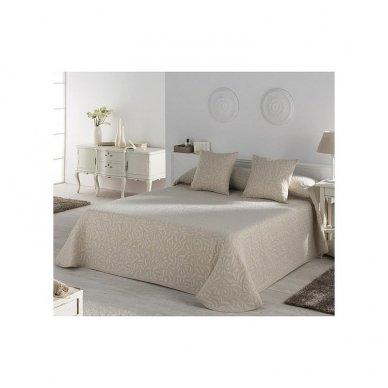 "Lovatiesė ""Cozy"" (smėlio), 250x270 cm 2"