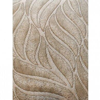 """Lovatiesė """"Loaf Beige"""", 240x260 cm 2"""