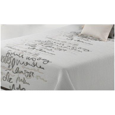 "Lovatiesė ""Meilės Laiškas"", 250x270 cm 2"