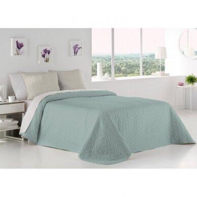 """Dvipusė lovatiesė """"Aqua Palermo"""", 250x270 cm (su pagalvių užvalkaliukais) 2"""