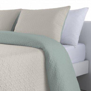 """Dvipusė lovatiesė """"Aqua Palermo"""", 250x270 cm (su pagalvių užvalkaliukais) 3"""