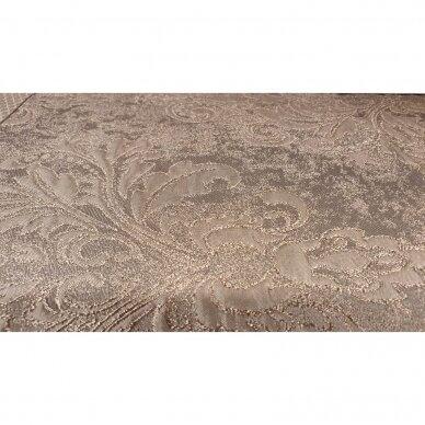 """Lovos užtiesalas """"Cordenya Kahverengi Brown"""", 240x260 cm (su užvalkaliukais) 3"""