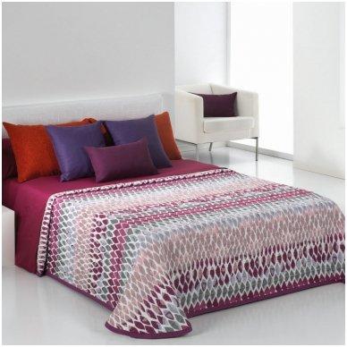 """Lovos užtiesalas """"Margutis"""", 250x270 cm (violetinė)"""