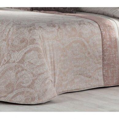 """Lovos užtiesalas """"Inara"""", 250x270 cm su pagalvių užvalkaliukais 3"""