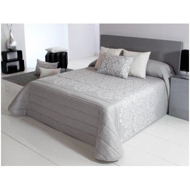 """Lovos užtiesalas """"Tenoras"""", 250x270 cm, su 2 pagalvėlių užvalkalais 2"""