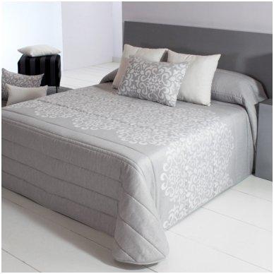 """Lovos užtiesalas """"Tenoras"""", 250x270 cm, su 2 pagalvėlių užvalkalais"""