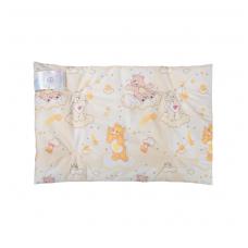 Medvilninė pagalvė kūdikiui, 40x60 cm
