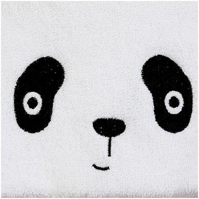"""Medvilninis rankšluostis """"Panda"""" 2"""