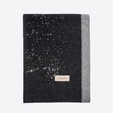 "Pledas ""Cosmos Anthracite Silver"", 130x180 cm 3"