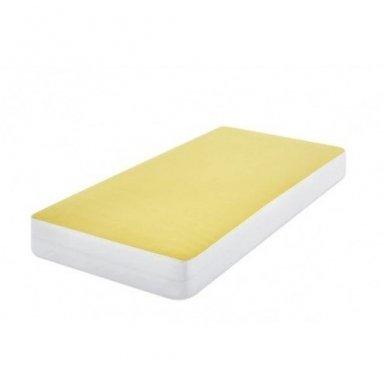 Neperšlampanti paklodė su guma (gelsva) 2