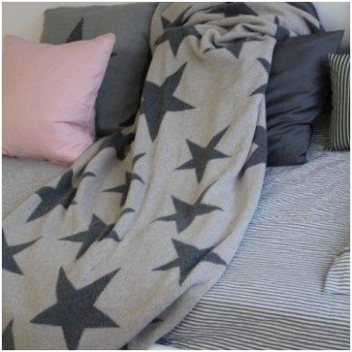 """Nertas lovos užtiesalas """"Žvaigždukas"""""""