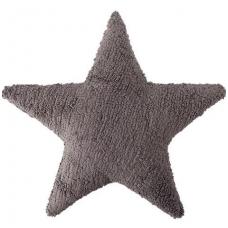 """Pagalvėlė """"Žvaigždutė"""" (ruda)"""