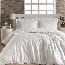 """Patalynės komplektas """"Carmina White"""", 6 dalių, 200x220 cm"""