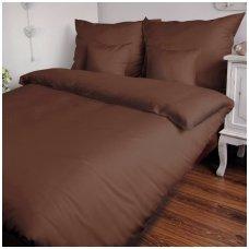 """Patalynės komplektas """"Šokolado skonis"""", 3 dalių, 200x220 cm"""