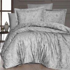 """Patalynės komplektas """"Advina Grey"""", 6 dalių, 200x220 cm"""