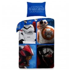"""Patalynės komplektas """"Star Wars"""", 2 dalių, 140x200 cm"""