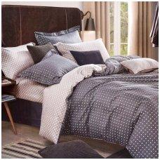 """Dvipusis patalynės komplektas """"Magiškas miegas"""", 4 dalių, 200x220 cm"""