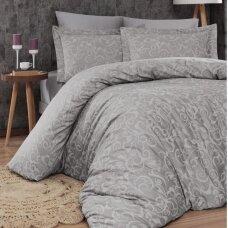 """Patalynės komplektas """"Sweta Grey"""", 6 dalių, 200x220 cm"""
